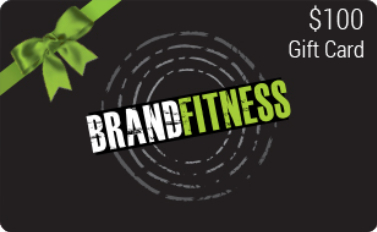 Brand Fitness Gift Card
