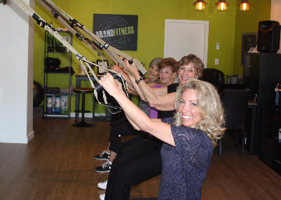 BRANDFit50 Small Group Training