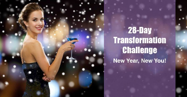 28-Day New Year, NEW YOU Challenge
